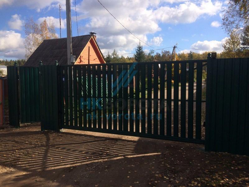 Привод для откатных ворот купить в Павловском Посаде